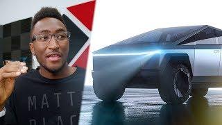 Why I Ordered a Tesla CyberTruck!
