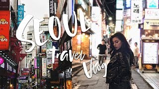 Download TRAVEL VLOG: MY FIRST TIME IN SEOUL, SOUTH KOREA // ELLEKAE Video