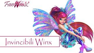 """Invincibili Winx """"sigla completa"""""""
