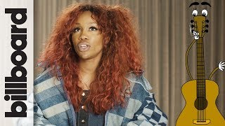SZA on How Even Pharrell Couldn