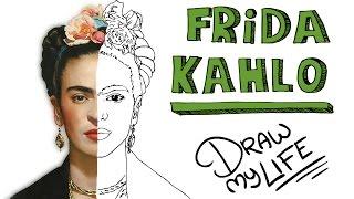 Frida Kahlo Draw My Life En Espanol