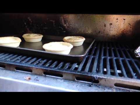 How to BBQ frozen meat pies - Awesome life hack! - Cook with K.P EP 9