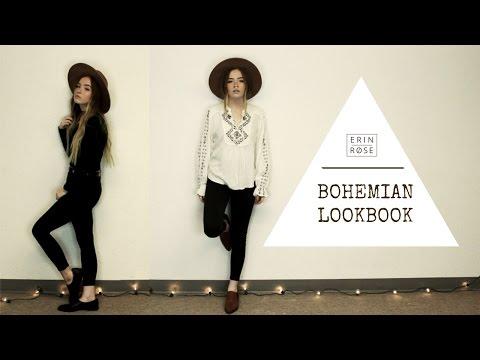 BOHEMIAN LOOKBOOK 2016 | Erin Rose