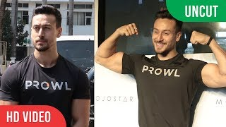 UNCUT - Mojostar First Indigenous Active Lifestyle Brand Launch | Tiger Shroff