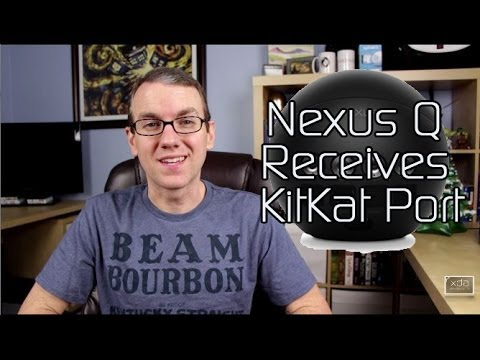 Nexus Q Receives Unofficial KitKat Port, Hiding Root Access from Apps with Xposed Module