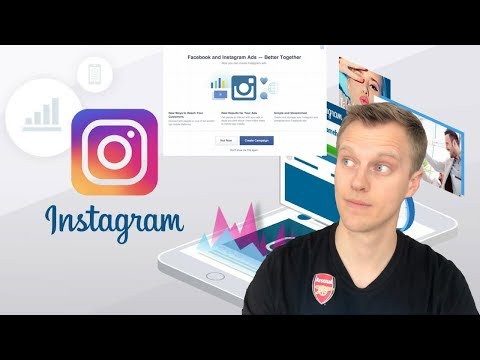 How To Create Instagram Ads For Beginners 2019 - Instagram Advertising Tutorial
