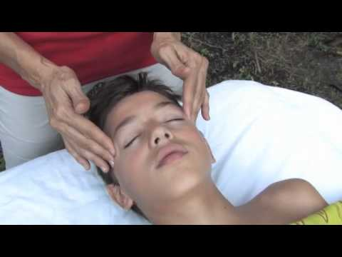 How to Give a Face Massage with Licensed Massage Therapist Melisa Brown
