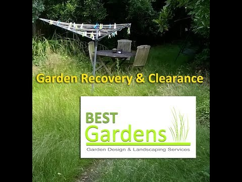 Garden Recovery & Clearance
