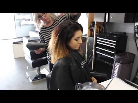 how to do ombre Hair tutorial