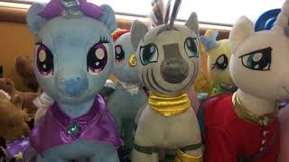 My Little Pony Build A Bear Full Collection 2018