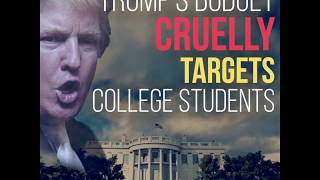 Trump Slashes Higher Education Grants and Programs