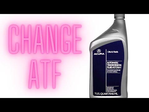 Easy Change Transmission Flush 2007 to 2013 Acura MDX HONDA Pilot CRV