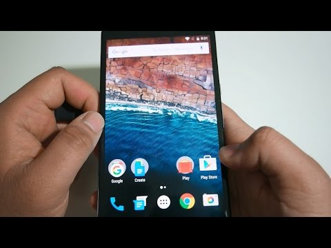 Nexus 6 Clear Default Apps (Android Marshmallow)
