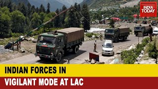 Ground Report: India Accelerates Construction At Ladakh Along Chinese Border| India Today Exclusive