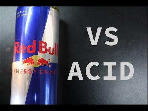 Red Bull vs Acid