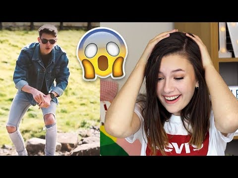 REACTING TO MY DISS TRACK?!