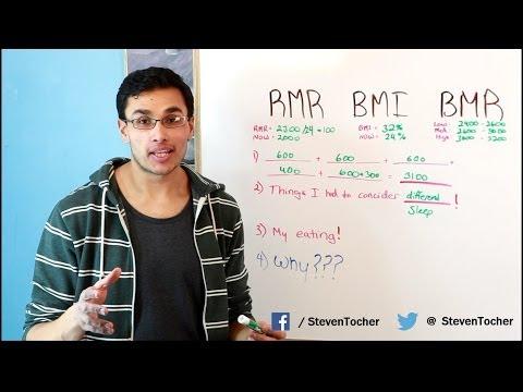 BMI BMR and RMR (Season 1 Episode 10)