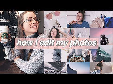 How I Edit My Instagram Photos + How to Get Noticed