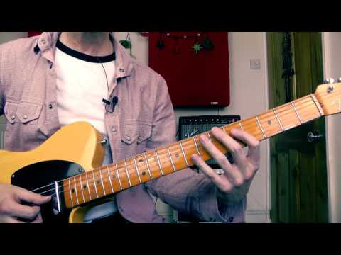 An Incredible Country Solo from One Simple Lick   Guitar Lesson