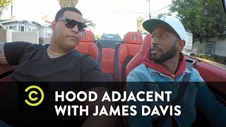 Hood Adjacent with James Davis - Skirting NCAA Rules with Zach Banner