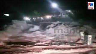 കോഴിക്കോട് മൂന്നിടത്ത് ഉരുൾപൊട്ടി |Kozhikode rain