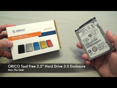 ORICO Tool Free 2.5