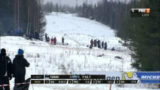 WRC Rally Sweden - SS24 - Ott Tänak