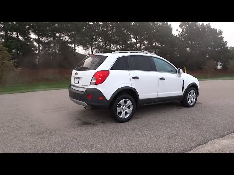 2014 Chevrolet Captiva Sport Wilson, Rocky Mount, Goldsboro, Tarboro, Greenville, NC TC61607A