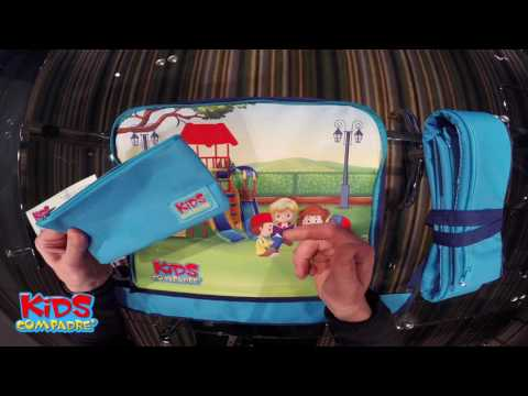 Kids Travel Tray - Product Features & Assembly