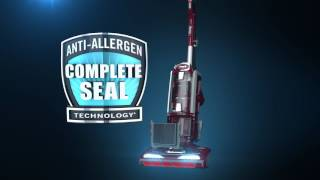 Anti-Allergen Complete Seal Technology® – Shark® Rotator® Powered Lift-Away Speed™ with DuoClean™