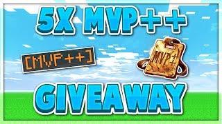 hypixel mvp++ giveaway Videos - 9tube tv