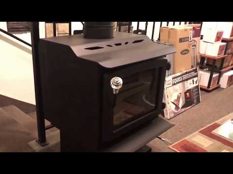 Best Complete Deal on Wood Stove and Chimney