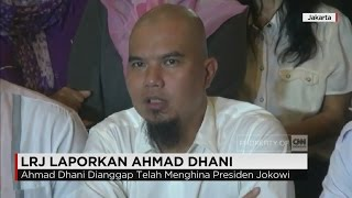Ahmad Dhani Bantah Menghina Presiden Jokowi