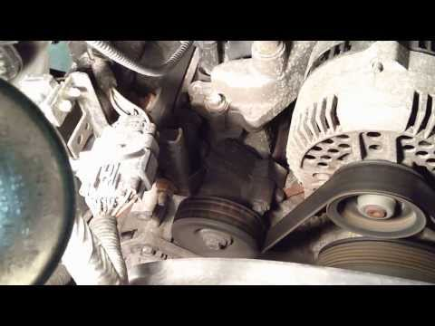 Ford 4.6L & 5.4L Power Steering Whine Type Noise