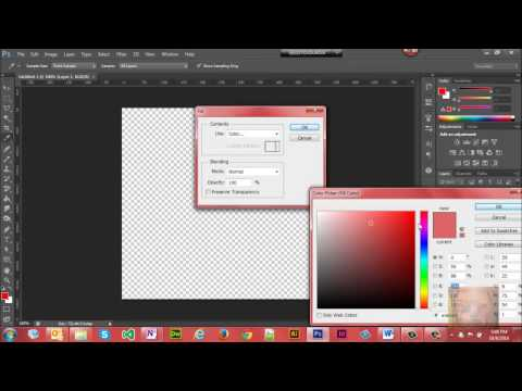 How to Change the Color of a Layer in Photoshop -  Updated