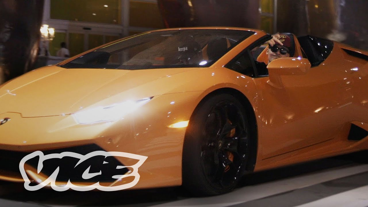 The Finesse of Miami's Luxury Car Hustle