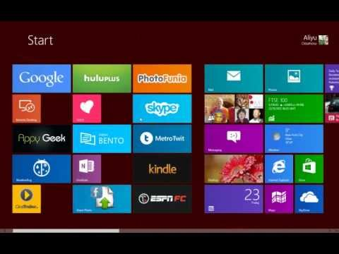 100 Windows 8 Tips and Tricks - 71 - Use Start8 To Boot Directly To Desktop Avoid Start Screen.mp4