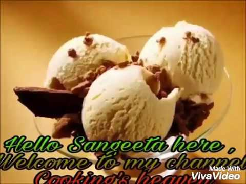 Best Ice Cream Recipe in Hindi