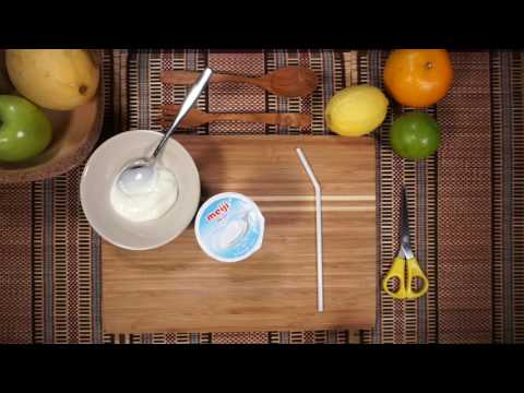 How to close an opened Yogurt