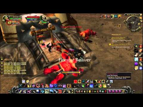 Let's Play World Of Warcraft Part36 Burning Steppes Blackrock Annoyance