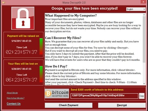 How to protect yourself from WannaCry ransomware