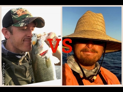 Lake Fork Guy Vs. Lunkers Tv