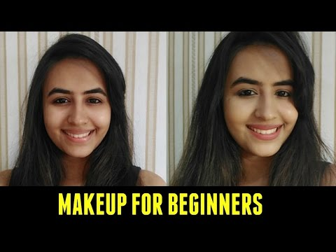MAKEUP FOR BEGINNERS PART 1 | How to use Primer, Foundation, Concealer & Powder