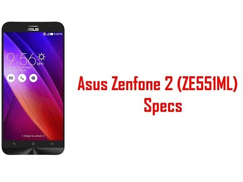 Asus Zenfone 2 ZE551ML Specs & Features