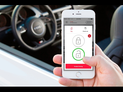 Unlock Your Car With Your Smartphone|Blukooki