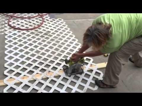 Cutting lattice