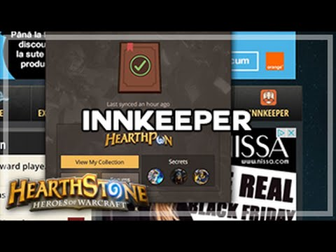 [Hearthstone] How the Innkeeper software from Hearthpwn works?