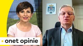 Jaśkowiak: jak Beria wykonywał polecenia Stalina, tak Sasin wykonuje polecenia Kaczyńskiego | Opinie