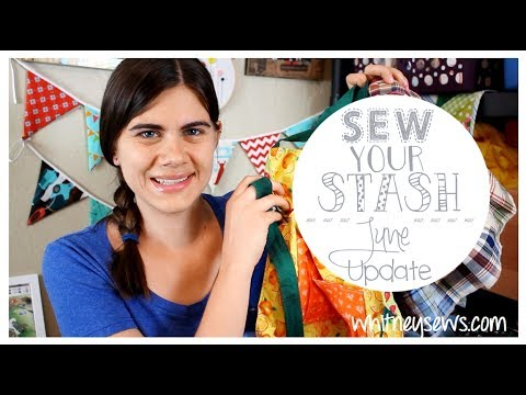 Sewing Denim, Broken Serger, and More Sewing Space   Sew Your Stash   Whitney Sews