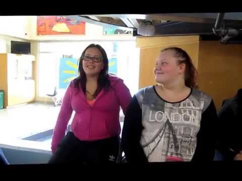 Ecole Heritage Park Middle School Yearbook Video!
